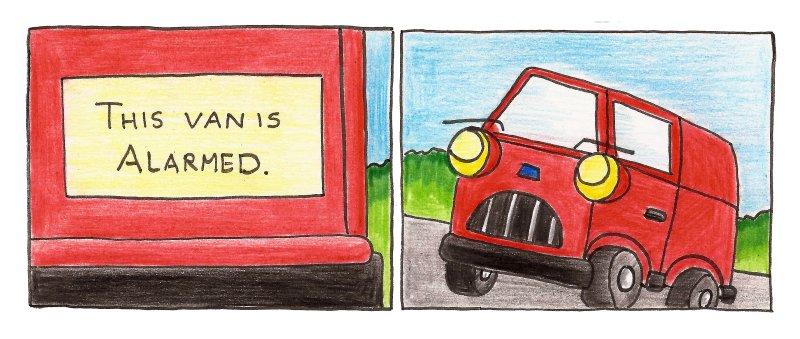 459 – Alarming Joke
