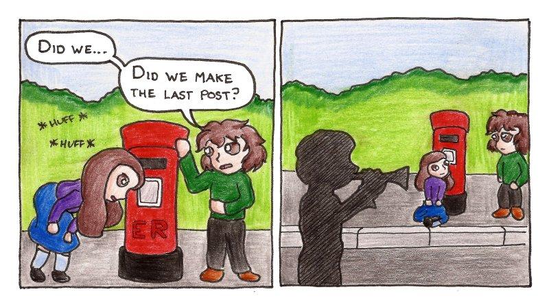464 – Last Post