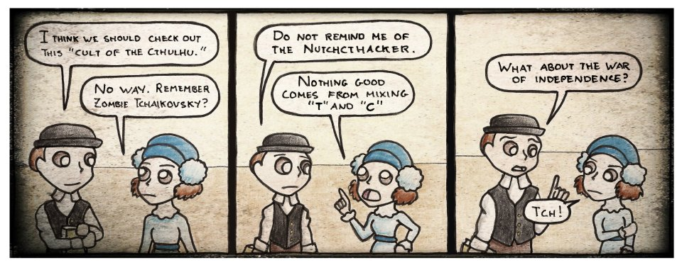 Today on Socks and Puppets... Topical Jokes!