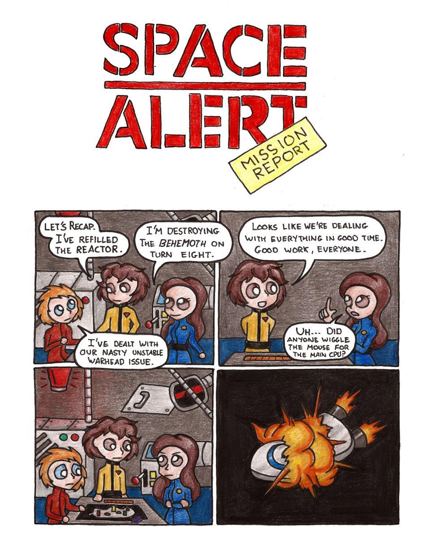 592 – Red Alert