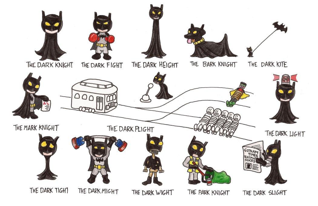 The Dark Light is also a Knight Light (Thanks Kuraude)