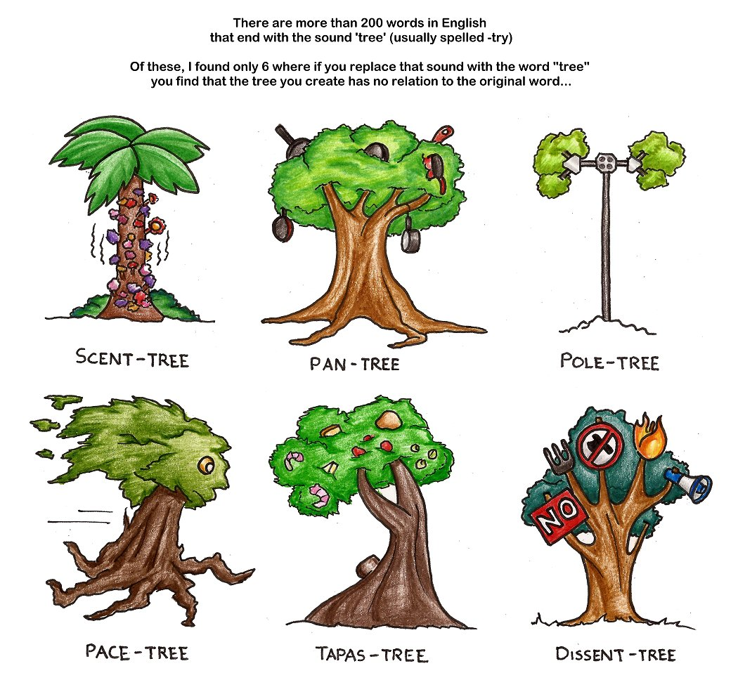 669 – For The Trees