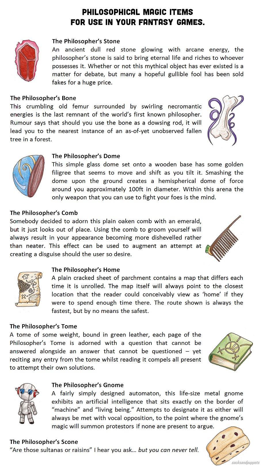 686 – Philosophical Treasures