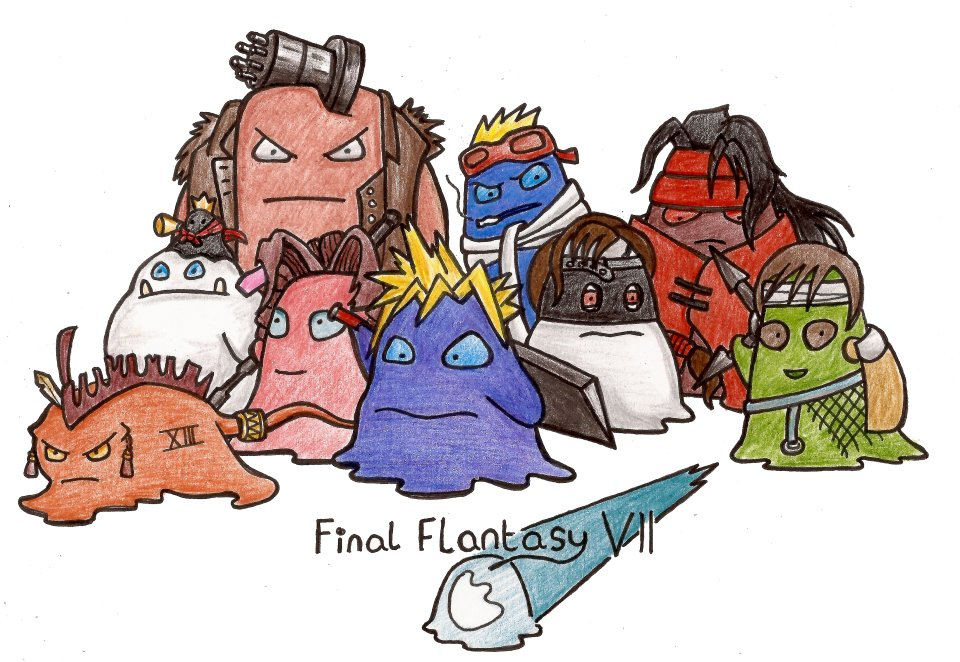 687 – Final Flantasy 7