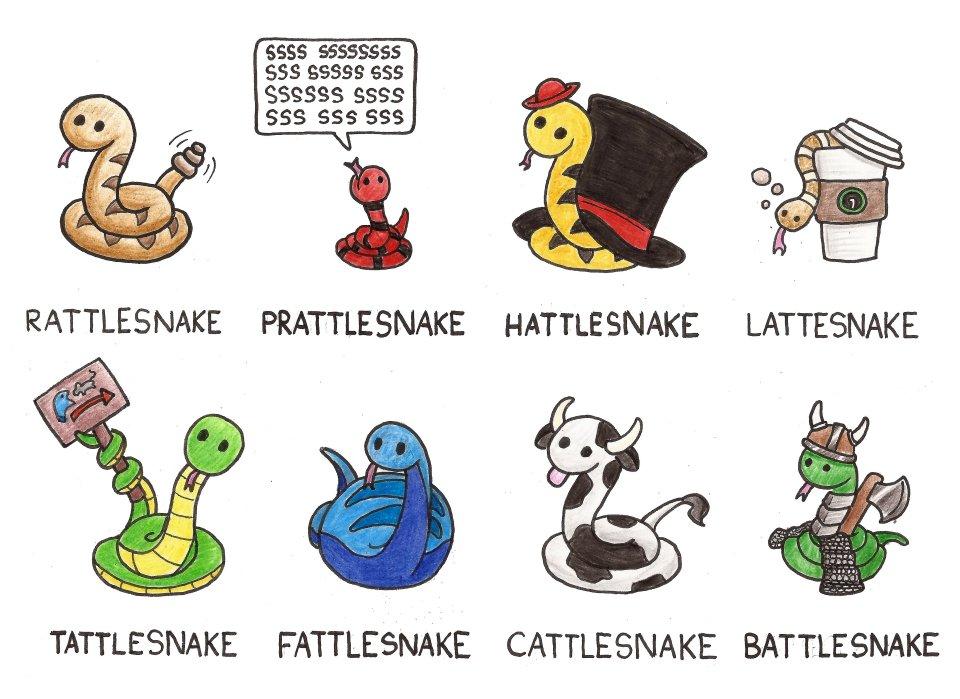 689 – Snake Rattled