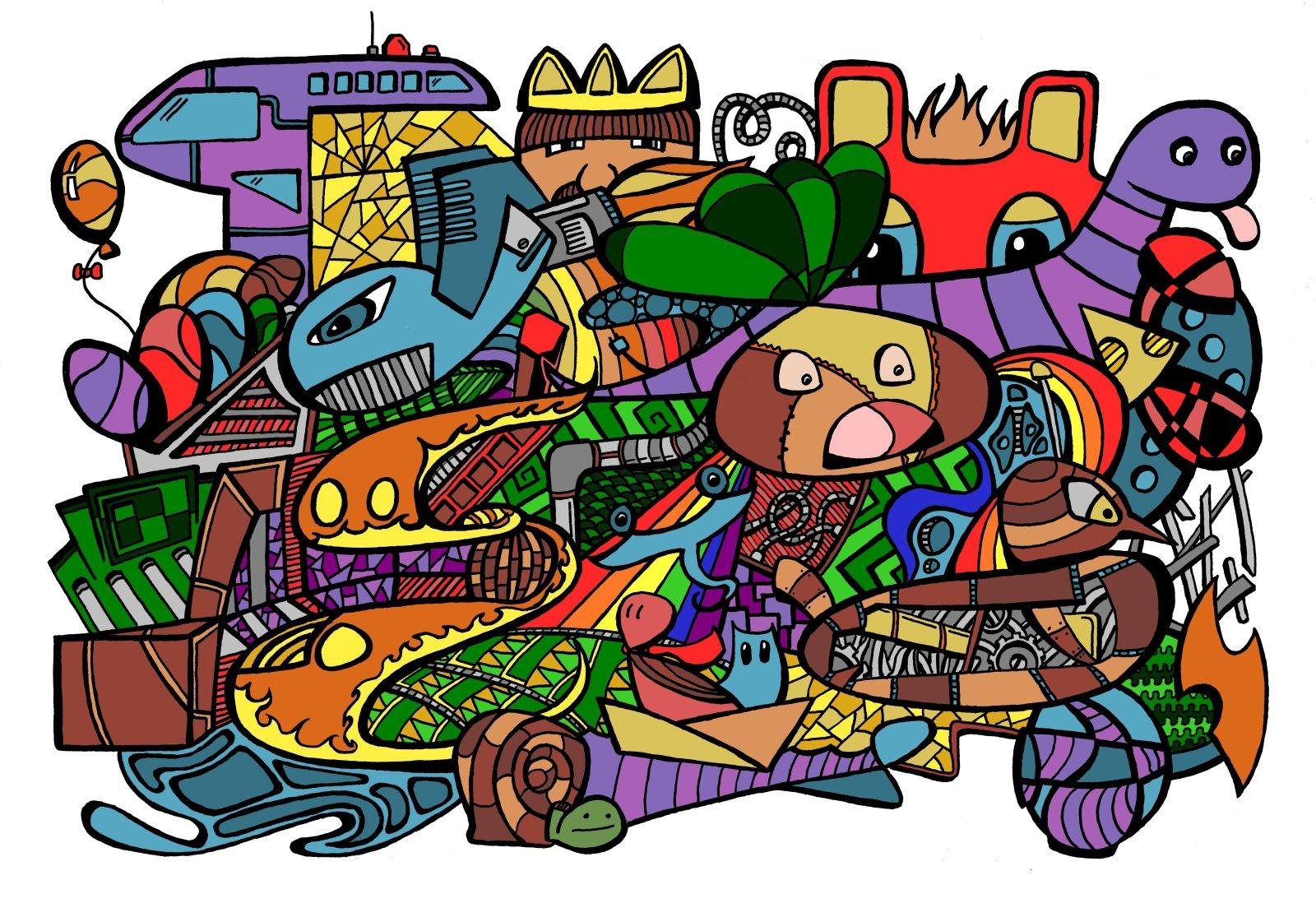 692 – Doodle