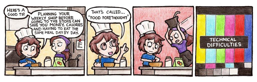 733 – Food Coma