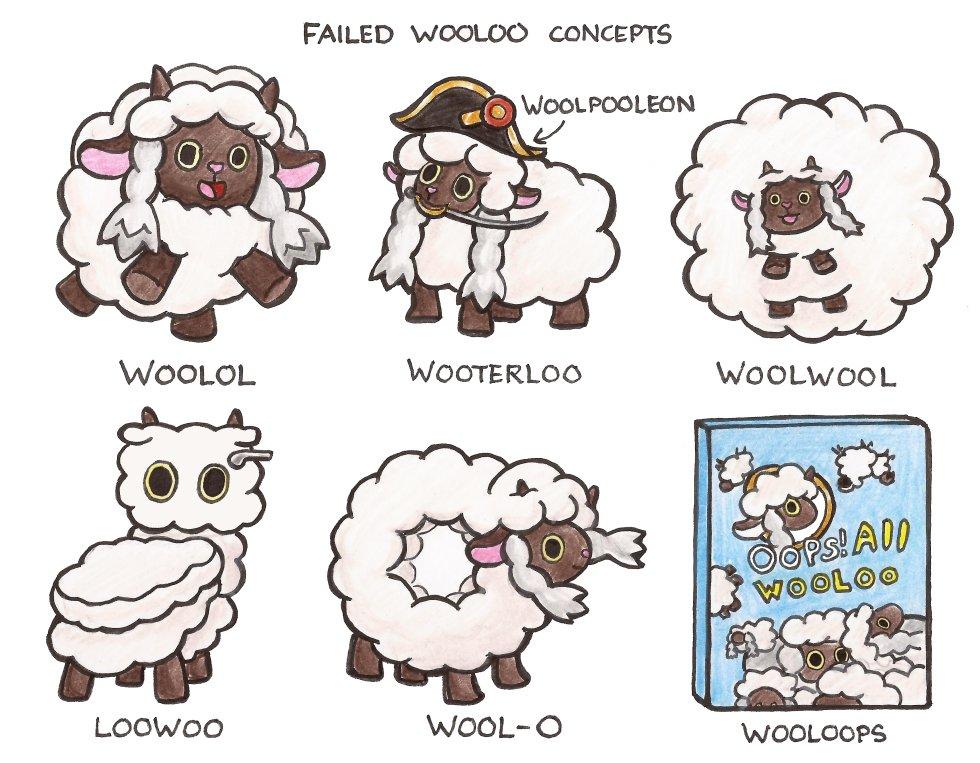 756 – Wooloo