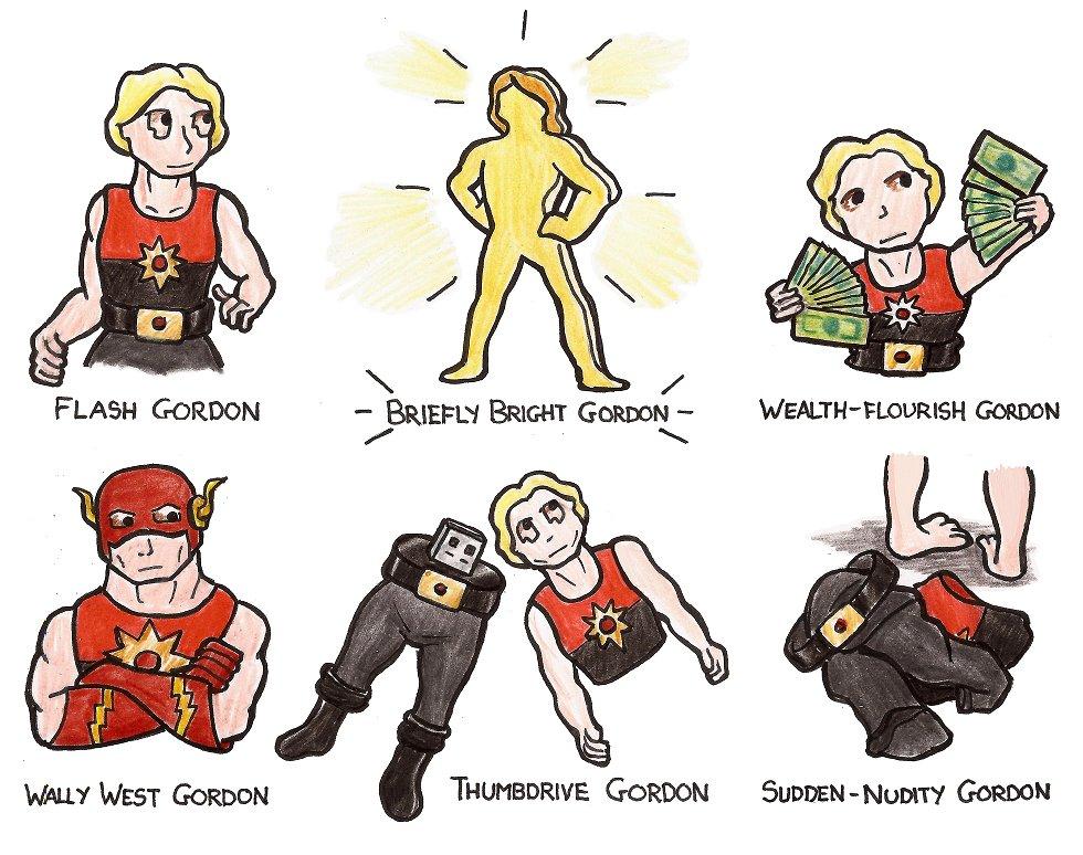 761 – Flash!