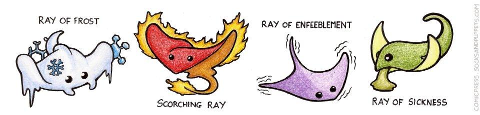 779 – Summoning Ray