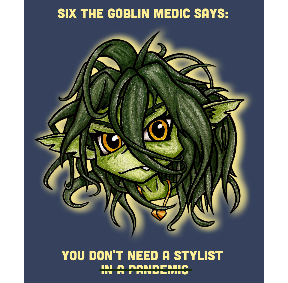 778 – Advice Goblin