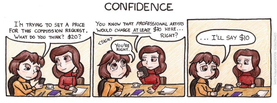 790 – Confidence