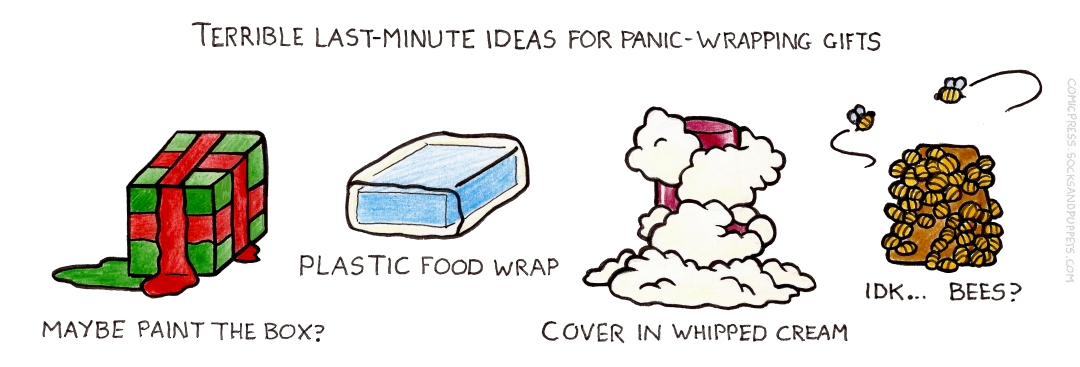 800 – Wrap it up