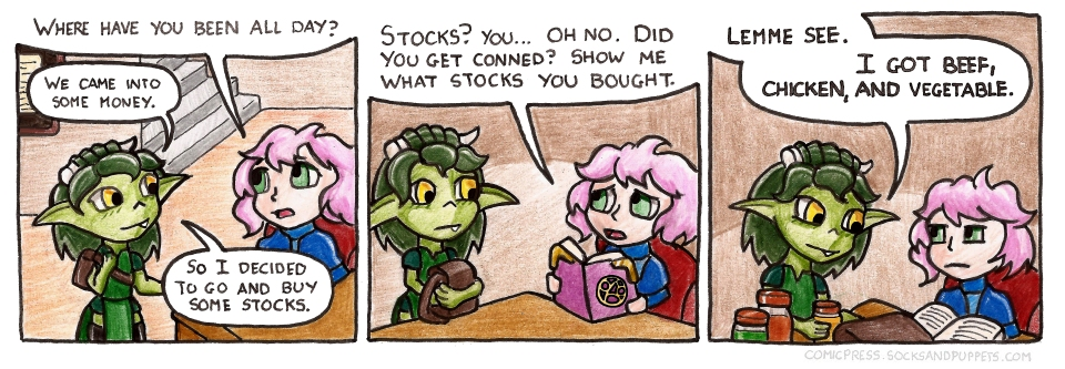 807 – Taking Stock