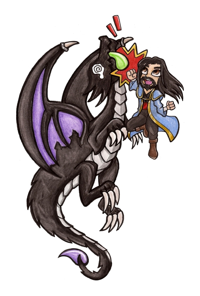 Dragon Punch!